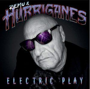 Remu & Hurriganes album cover